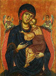 Tavarnelle Museum Meliore Madonna with Child